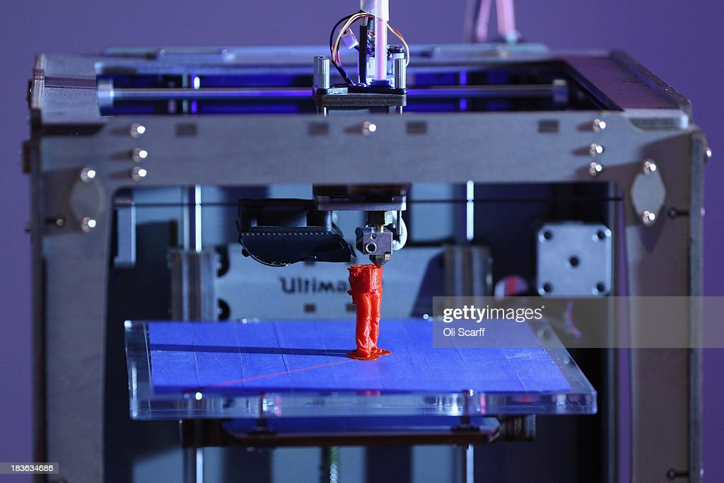 D Printing Exhibition Toronto : Science museum explores the future of d printing getty