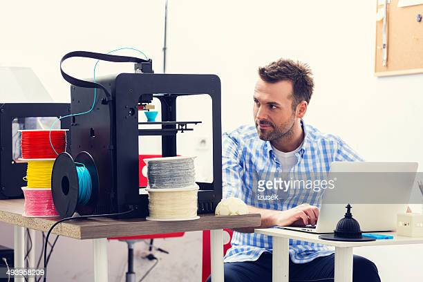 3D printer office