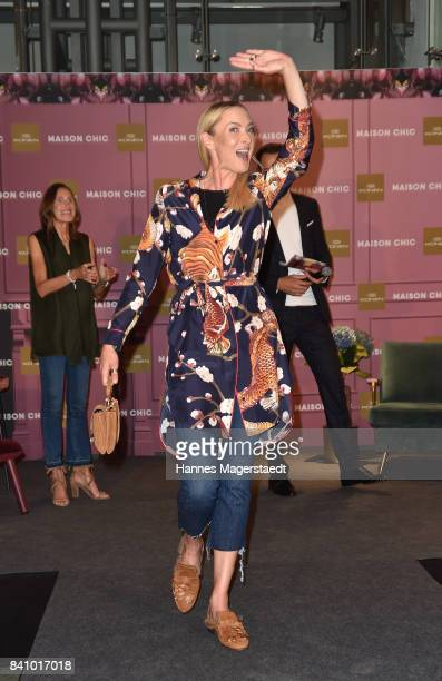 Prinzessin Lilly SaynWittgenstein during the Maison Chic event at KONEN on August 30 2017 in Munich Germany