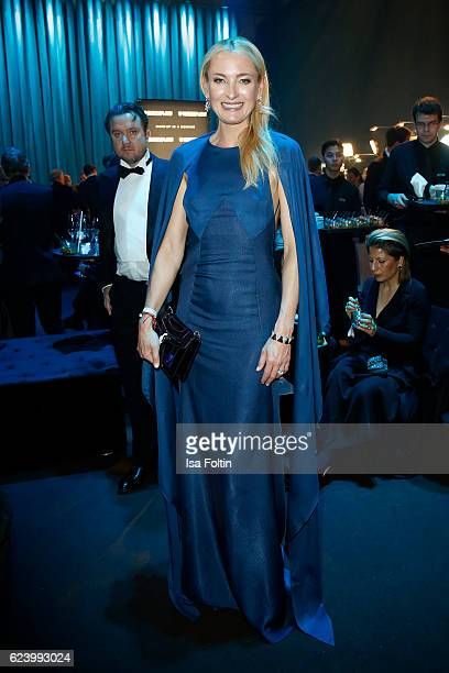 Prinzessin Lilly zu SaynWittgensteinBerleburg poses at the Bambi Awards 2016 party at Atrium Tower on November 17 2016 in Berlin Germany