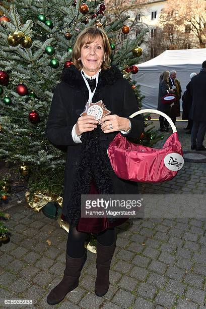 Prinzessin Ursula von Bayern during the 21th BMW advent charity concert at Jesuitenkirche St Michael on December 10 2016 in Munich Germany