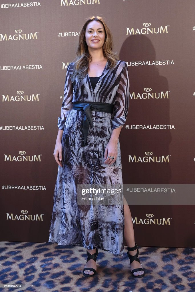 Magnum New Campaign Presentation in Madrid