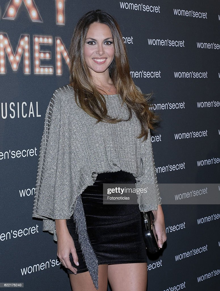 Elsa Pataky Presents Women'Secret First Musical