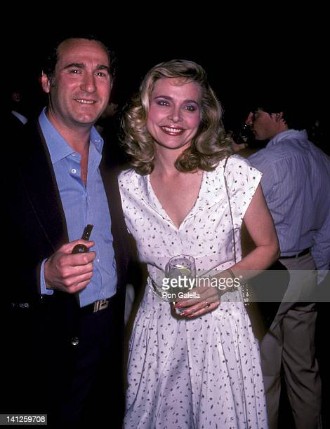 Priscilla Barnes and Joel Schur at the 11th Annual Alan King And Caesars Palace Tennis Classic ProCelebrity Party And Draw Caesars Palace Las Vegas