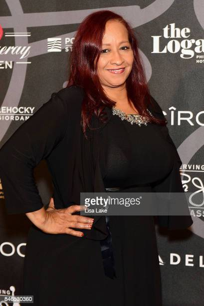 Priscilla Clarke attends the Erving Golf Classic Black Tie Ball sponsored by Delta Airlines Pond LeHocky Law with cocktails presented by Tanqueray No...