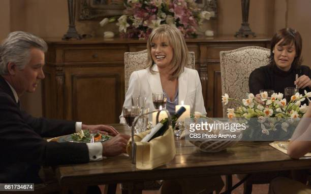 Priscilla joins Eric and her daughter Samantha for dinner at the Forrester's house on the BOLD AND THE BEAUTIFUL broadcast weekdays on the CBS...