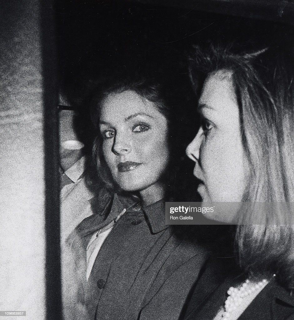 priscilla presley attends a performance of