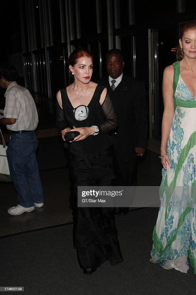 <a gi-track='captionPersonalityLinkClicked' href=/galleries/search?phrase=Priscilla+Presley&family=editorial&specificpeople=93969 ng-click='$event.stopPropagation()'>Priscilla Presley</a> as seen on July 27, 2013 in Los Angeles, California.