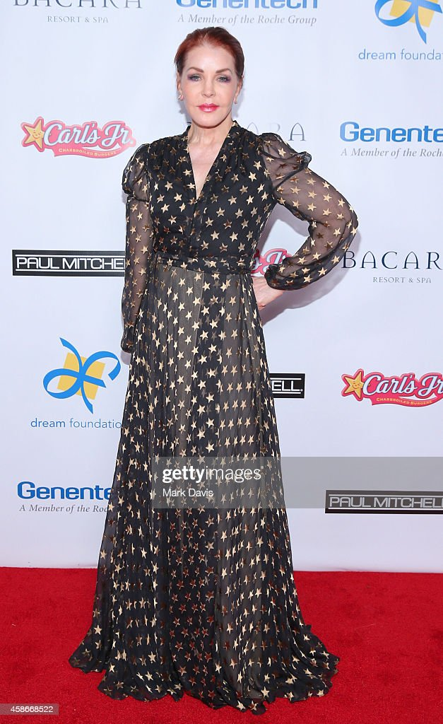 <a gi-track='captionPersonalityLinkClicked' href=/galleries/search?phrase=Priscilla+Presley&family=editorial&specificpeople=93969 ng-click='$event.stopPropagation()'>Priscilla Presley</a> attends the Dream Foundation's 13th annual celebration of dreams gala held at the Bacara Resort and Spa on November 8, 2014 in Santa Barbara, California.