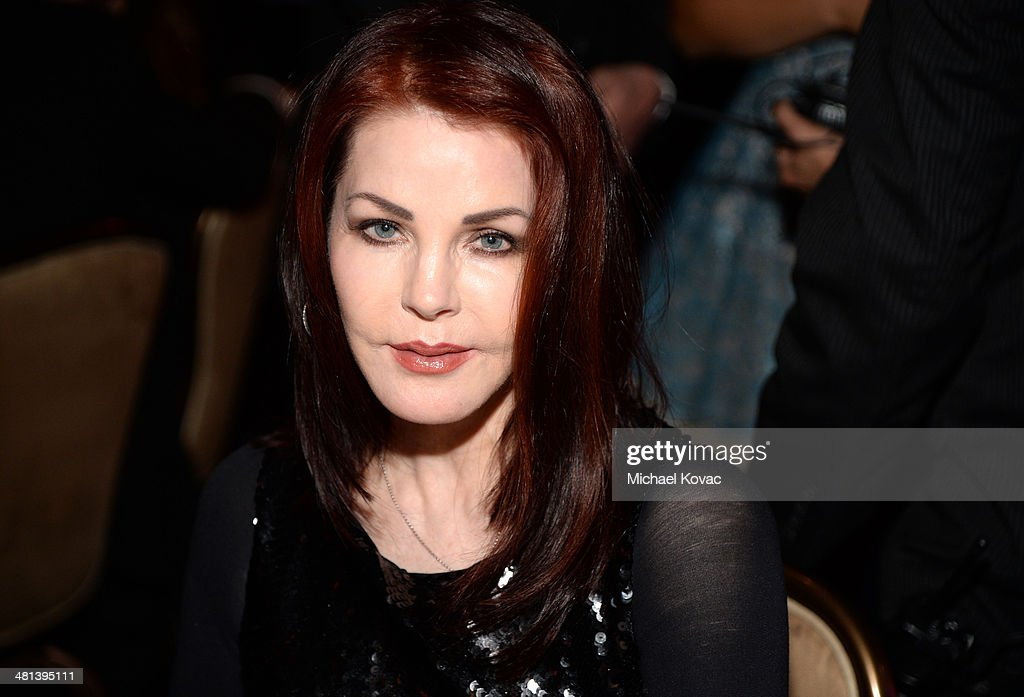 <a gi-track='captionPersonalityLinkClicked' href=/galleries/search?phrase=Priscilla+Presley&family=editorial&specificpeople=93969 ng-click='$event.stopPropagation()'>Priscilla Presley</a> attends the Humane Society of The United States 60th Anniversary Gala at The Beverly Hilton Hotel on March 29, 2014 in Beverly Hills, California.