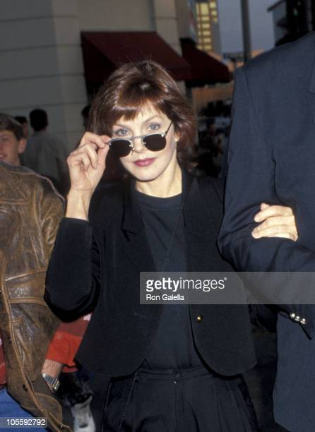 Priscilla Presley during 'The Naked Gun 2 1/2 The Smell of Fear' Los Angeles Screening June 13 1991 at Mann's Bruin Theater in Westwood California...