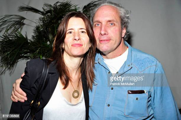 Priscilla Woolworth Paul Stephaich attend NICOLAS BERGGRUEN's 2010 Annual Party at the Chateau Marmont on March 3 2010 in West Hollywood California
