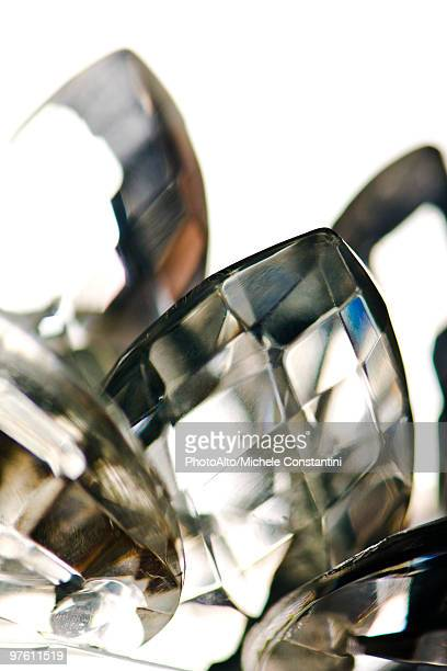 Prisms, abstract