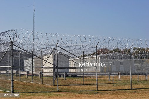 Prison Barracks