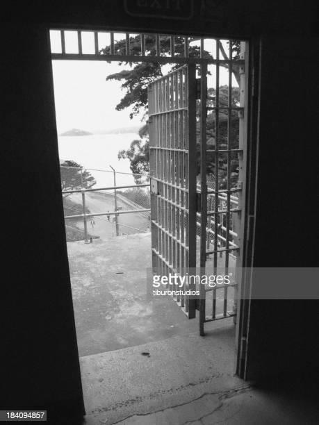 Gefängnis Tür