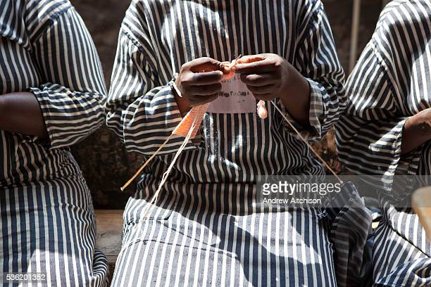 Striped Prison Uniform Stock Photos And Pictures Getty