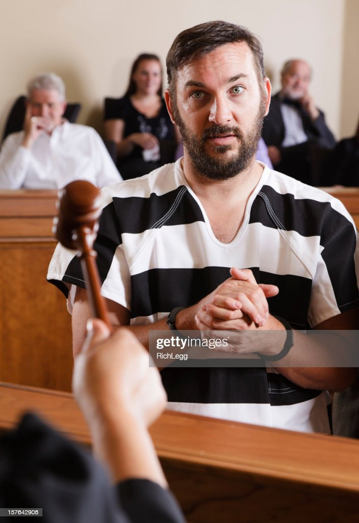 Prisoner in Court