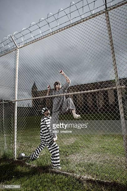 Prisoners Attempt Escape
