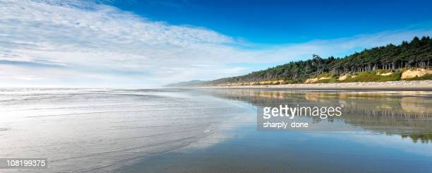 Natura incontaminata spiaggia