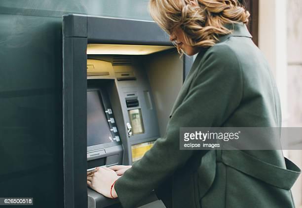 ATM privacy