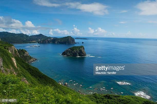 Chichi-Jima Island, Ogasawara Island Group, Japan.