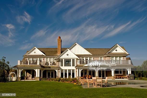 Private home and estate in the Hampton's