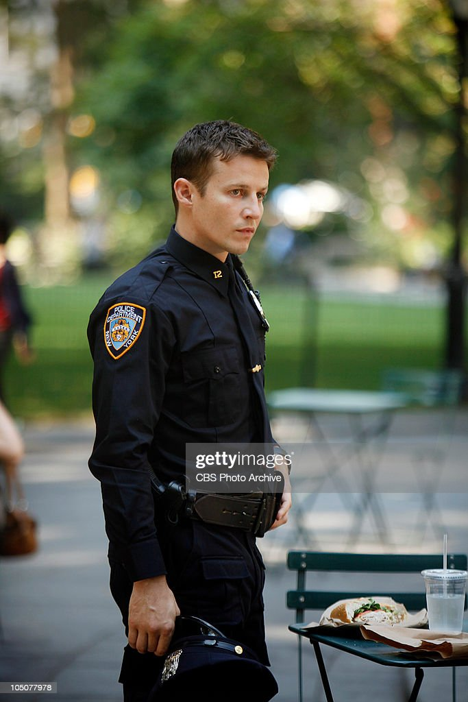 'Privilege' --Jamie Reagan (Will Estes) on BLUE BLOODS, Friday, Oct. 8 (10:00-11:00 PM, ET/PT) on the CBS Television Network.