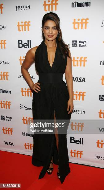 Priyanka Chopra attends the TIFF Soiree during the 2017 Toronto International Film Festival at TIFF Bell Lightbox on September 6 2017 in Toronto...