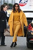 London Celebrity Sightings -  February 15, 2019