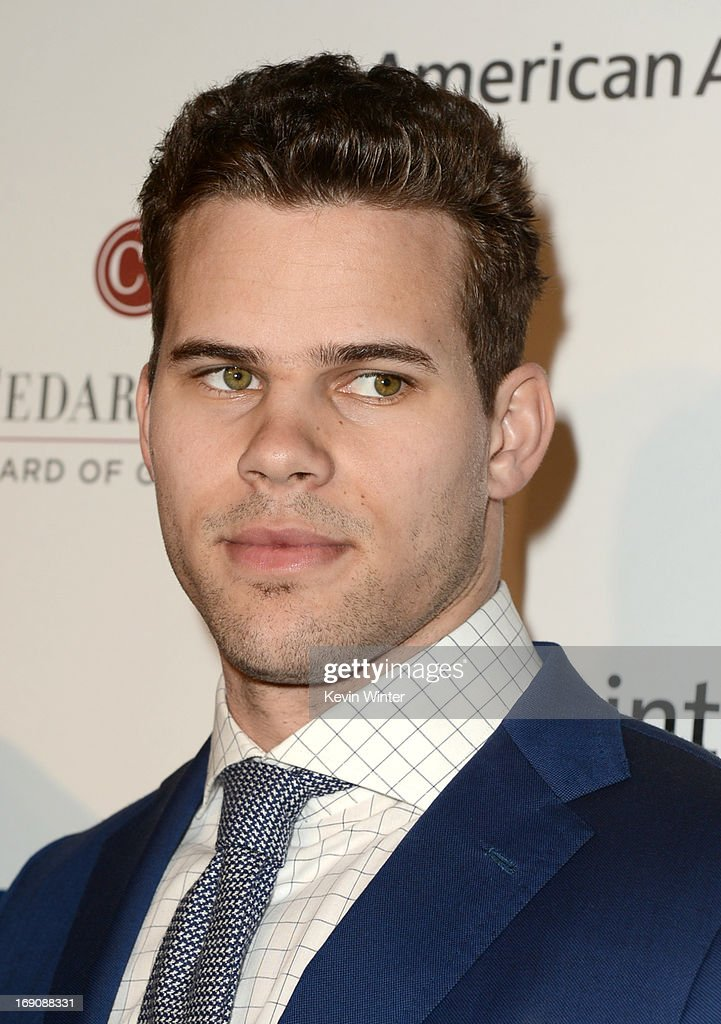 Pro basketball player Kris Humphries attends the 28th Anniversary Sports Spectacular Gala at the Hyatt Regency Century Plaza on May 19, 2013 in Century City, California.