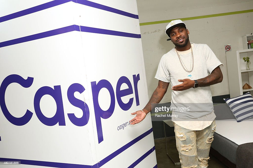 Pro Basketball Player <a gi-track='captionPersonalityLinkClicked' href=/galleries/search?phrase=Ty+Lawson&family=editorial&specificpeople=4024882 ng-click='$event.stopPropagation()'>Ty Lawson</a> attends Casper's LA celebration at Blind Dragon on July 9, 2015 in West Hollywood, California.