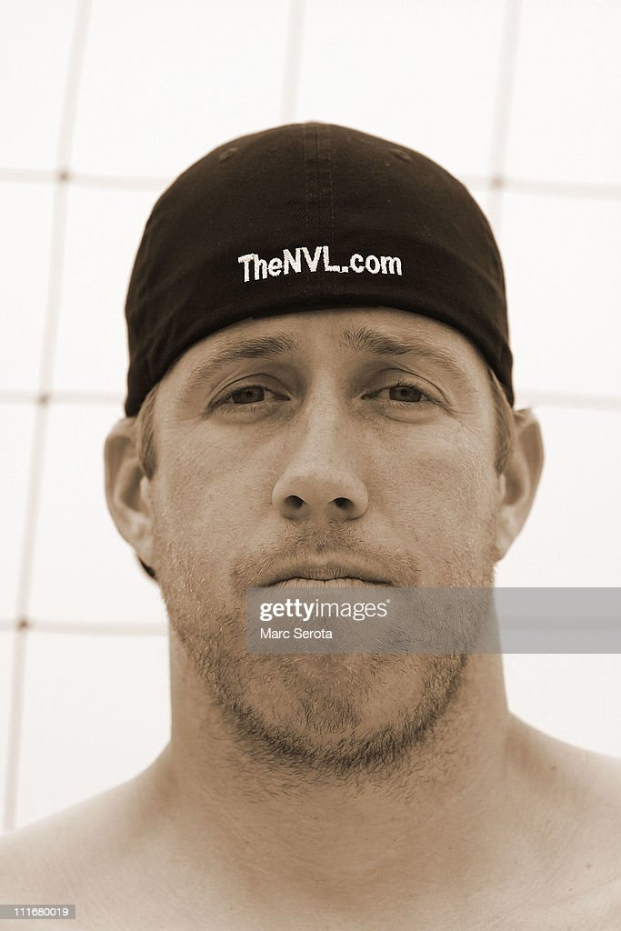 Pro Beach volleyball player <b>Brad Keenan</b> poses for photos during the 2011 ... - pro-beach-volleyball-player-brad-keenan-poses-for-photos-during-the-picture-id111680019