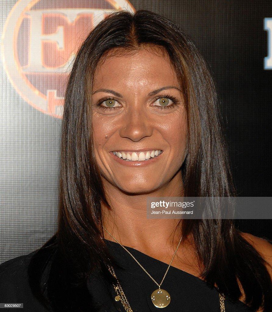 Pro Beach Volleyball player Misty May-Treanor arrives at the Entertainment Tonight Emmy party held at the Walt Disney Concert Hall on Sunday September 21st, 2008 in Los Angeles, California.