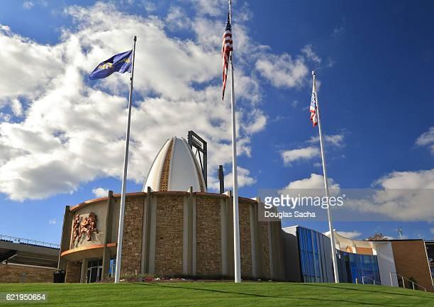 Pro Football Hall Of Fame, NFL , Canton, Ohio, USA