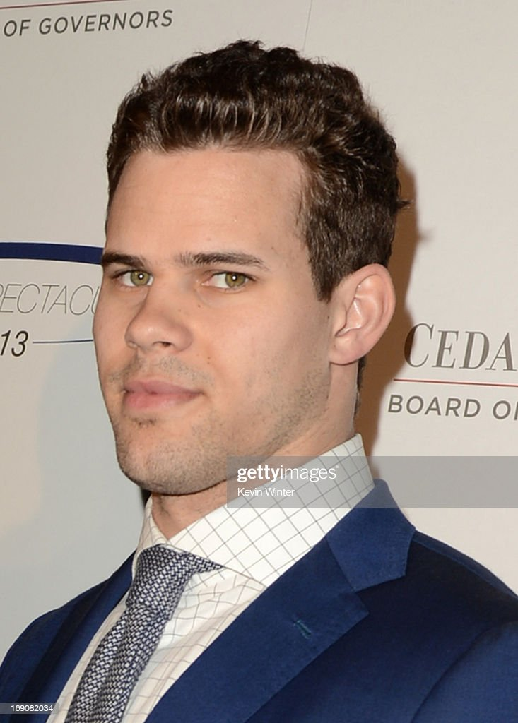 Pro football player Kris Humphries attends the 28th Anniversary Sports Spectacular Gala at the Hyatt Regency Century Plaza on May 19, 2013 in Century City, California.