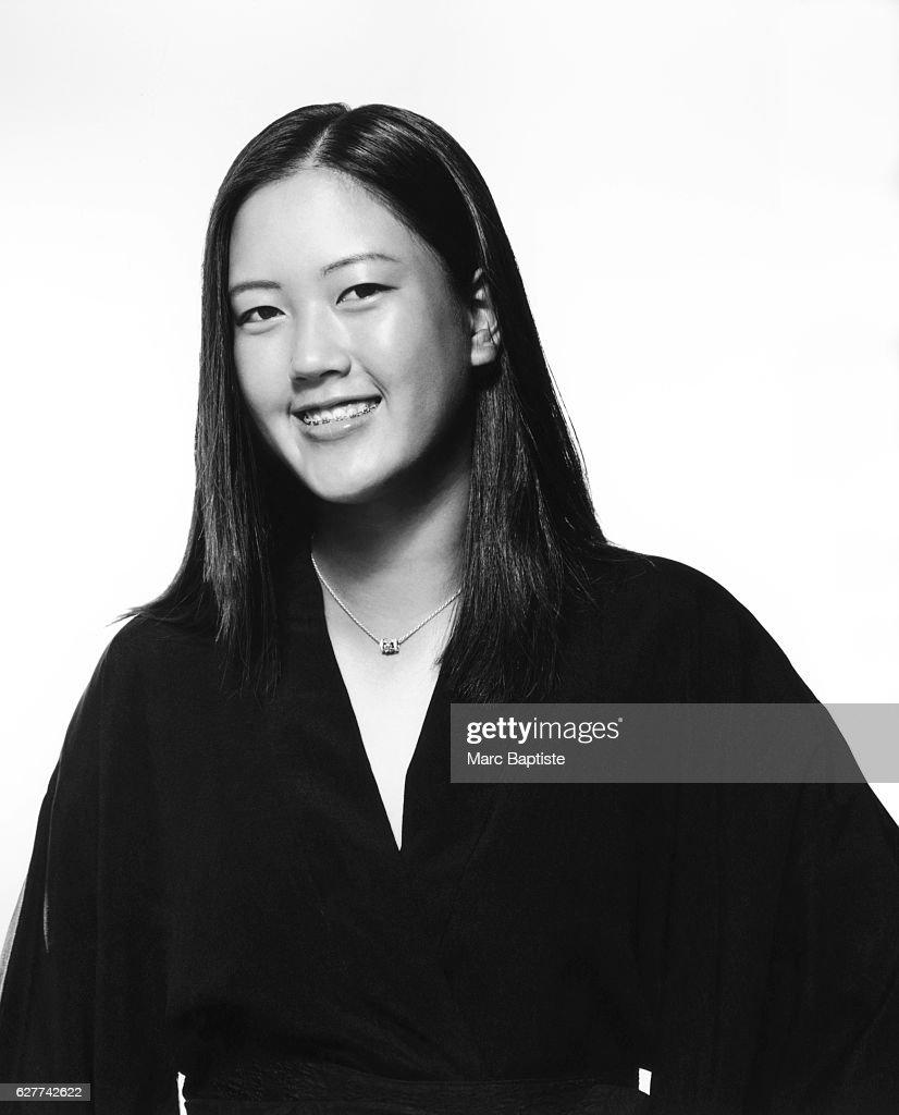 Pro Golfer Michelle Wie