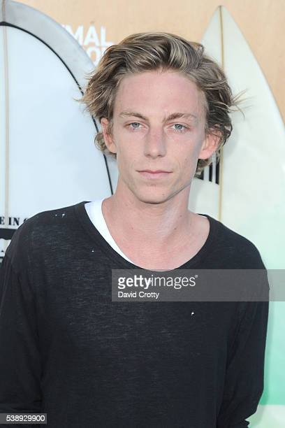 Pro Skateboarder Ben Nordberg attends TNT's Animal Kingdom premiere at The Rose Room on June 8 2016 in Venice California