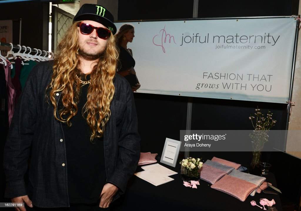 Pro snowboarder Dingo attends Kari Feinstein's Pre-Academy Awards Style Lounge at W Hollywood on February 21, 2013 in Hollywood, California.