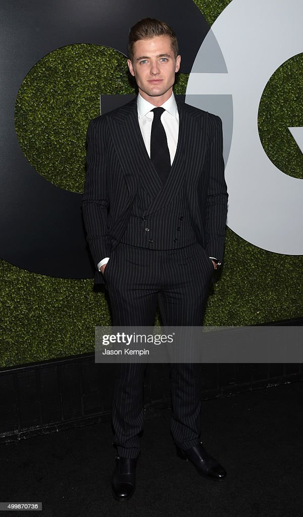 Pro soccer player Robbie Rogers attends the GQ 20th Anniversary Men Of The Year Party at Chateau Marmont on December 3, 2015 in Los Angeles, California.