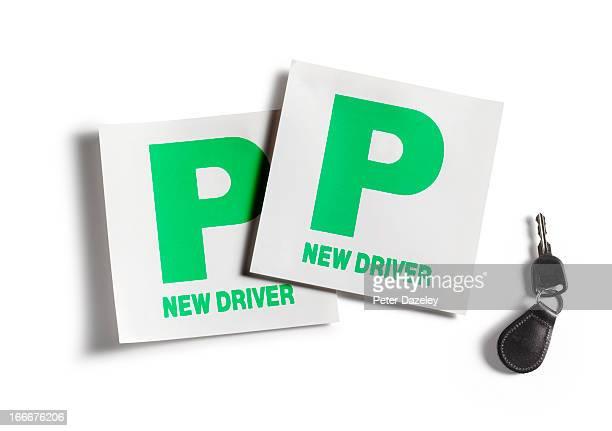 Probation learner plates