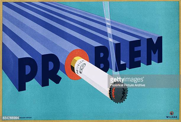Problem Cigarettes Poster by Willrass