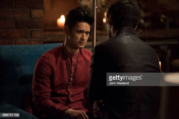 SHADOWHUNTERS 'A Problem with Memory' Simon goes down a dark path while Alec and team prepares to transport Valentine in A Problem of Memory an...