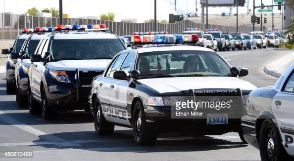las vegas police department