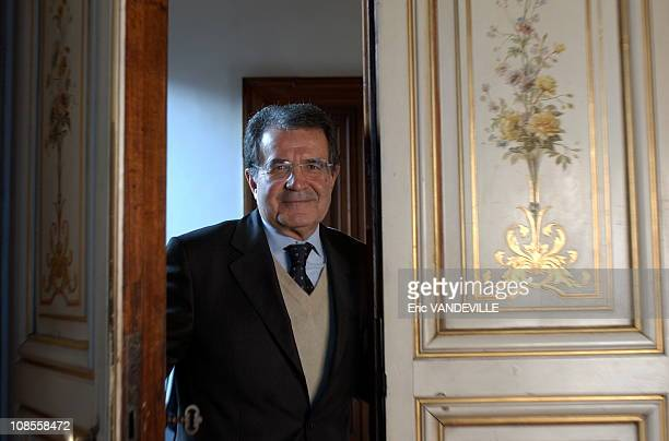 Prodi is ready for a race against Berlusconi who is likely to remain at the helm of the conservatives for the mid2006 vote The two ran against each...