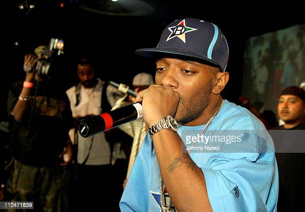 Prodigy during Mobb Deep Presents 'Amerikaz Nightmare' Album Release at Spirit in New York City New York United States