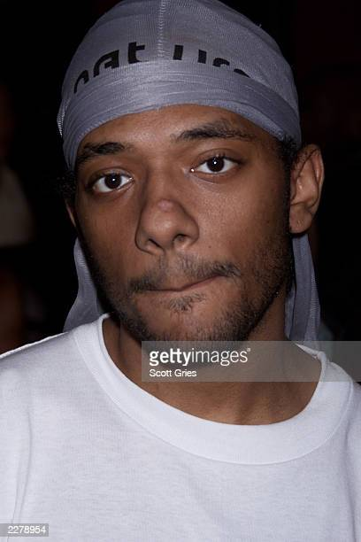 Prodigy from Mobb Deep arriving at the New York City Movie Premiere of 'Bamboozled' a new Spike Lee film