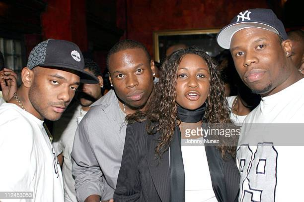 Prodigy of Mobb Deep DJ Twinz and Barkue Tubman of Ms Boss Lady Entertainment