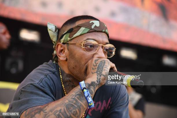 Prodigy performs at HOT 97 Summer Jam 2017 at MetLife Stadium on June 11 2017 in East Rutherford New Jersey