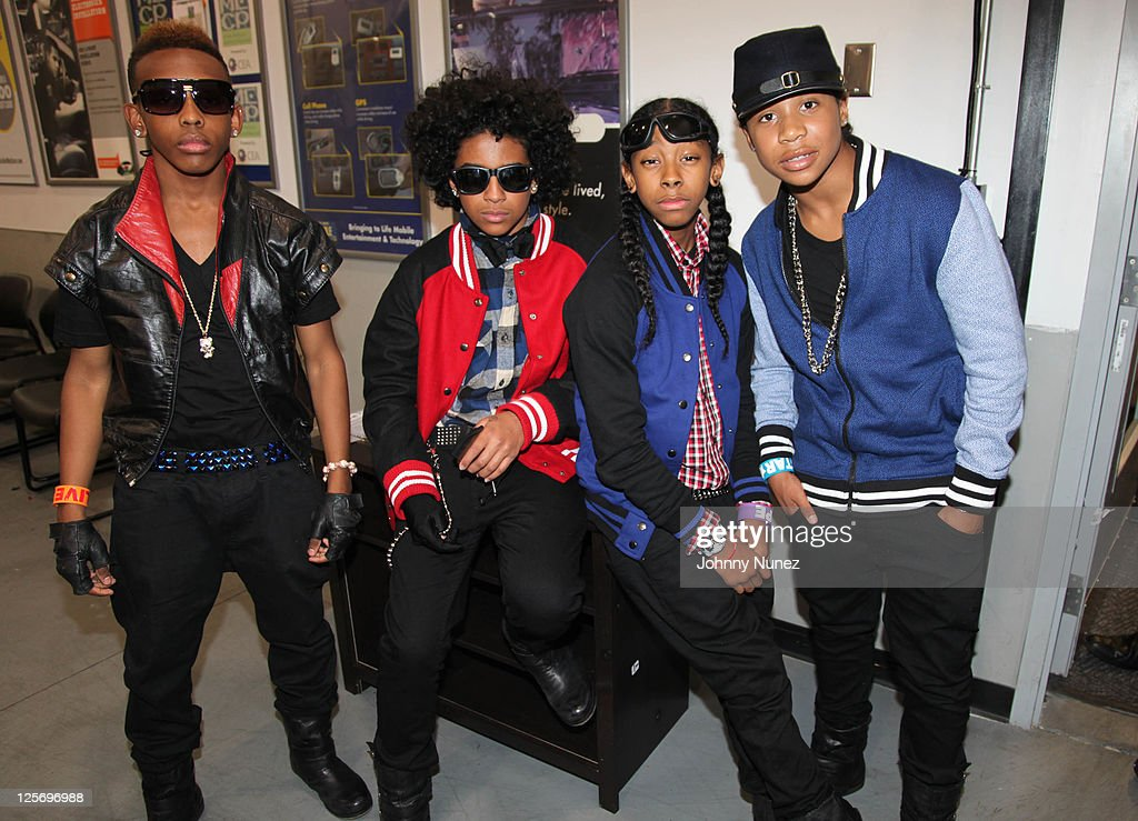 Mindless Behavior In-Store Signing