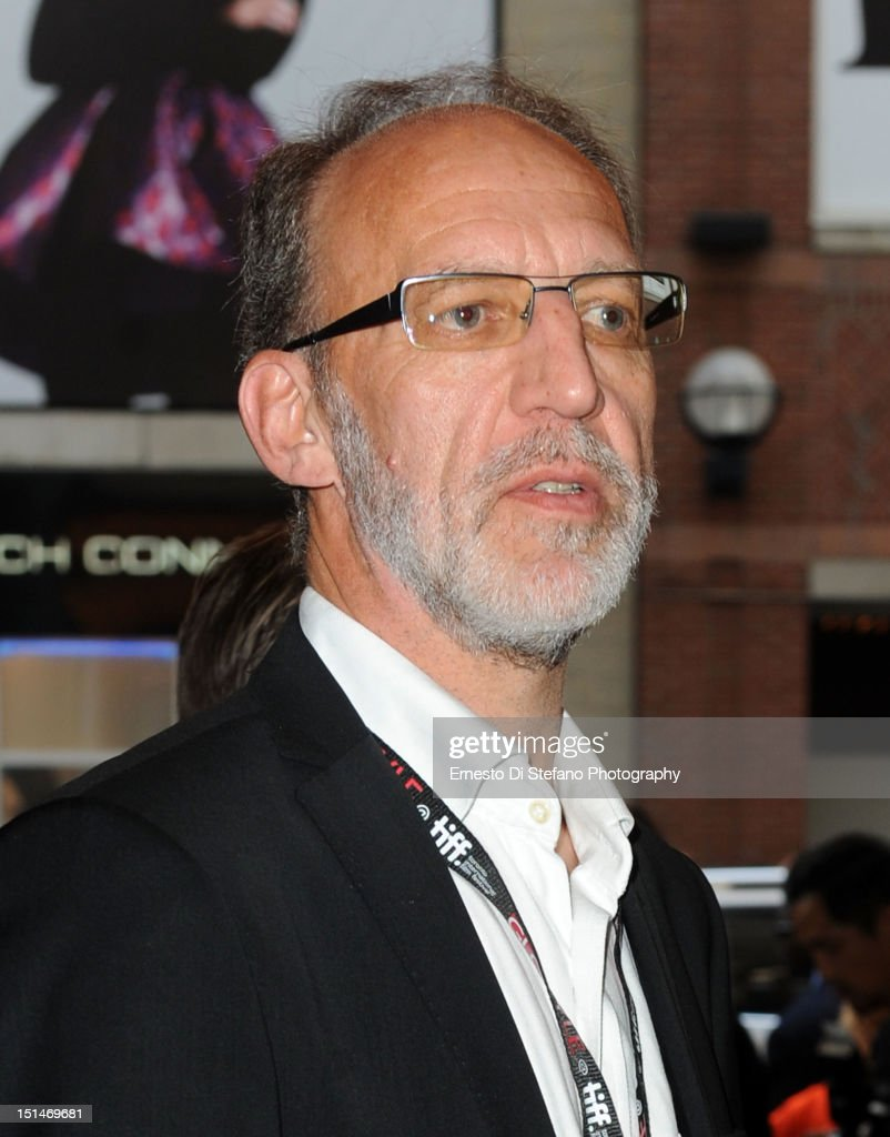 Producer Aage Aaberge arrives at the 'Kon-Yiki' premiere during the 2012 Toronto International Film Festival on September 7, 2012 in Toronto, Canada.